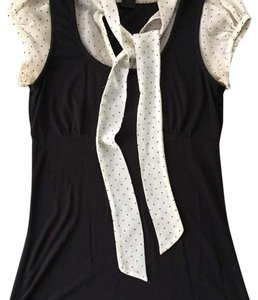 Maurices T Shirt black & white