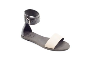 Brunello Cucinelli Black Sandals