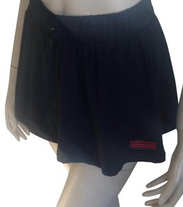 Burberry Mini Skirt black