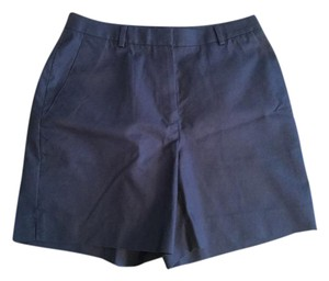 Brooks Brothers Chino Womans Dress Shorts navy blue