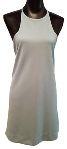 Urban Outfitters Uo Silence + Noise High Neck Apron Dress