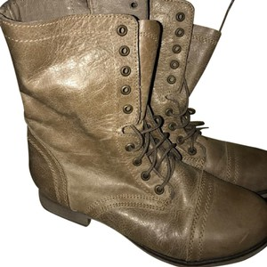 Steve Madden Stevemaddentroopa Troopa ash brown Boots