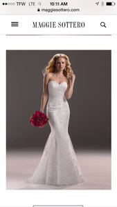 Maggie Sottero Wedding Dress Wedding Dress