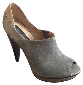 Steven by Steve Madden Gray Platforms