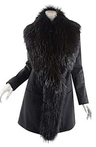 Loro Piana Antoinette Fox Fur Coat