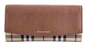 Burberry * Burberry Horseferry Check Henley Wallet On Chain