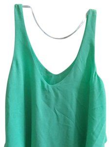 Iris Basic Top Green
