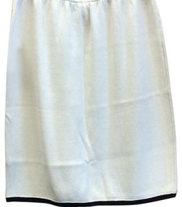 St. John Skirt cream and black