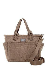 Marc by Marc Jacobs Quartz Grey Diaper Bag