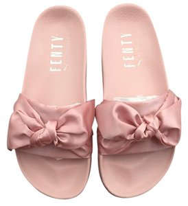 FENTY PUMA by Rihanna Pink Sandals