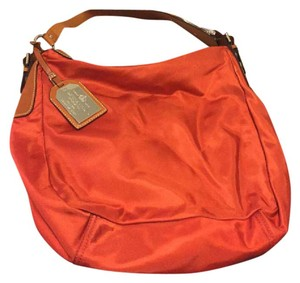 Ralph Lauren Slouch Nylon Hobo Bag