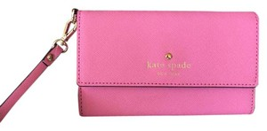 Kate Spade KATE SPADE NEW YORKiPhone 7 leather wristlet