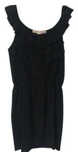 Amanda Uprichard short dress black on Tradesy