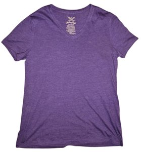 Faded Glory Short-sleeve T Shirt Purple