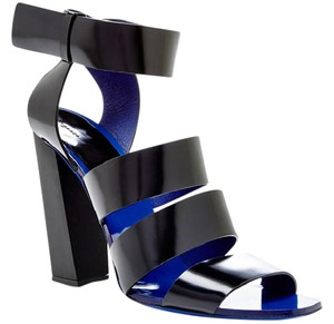 Proenza Schouler Black Sandals