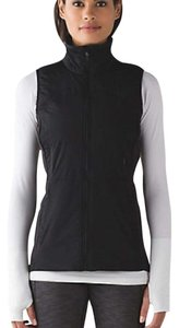 Lululemon Run For Cold Vest Sweatshirt