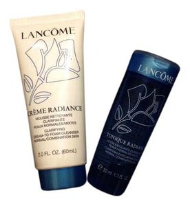 Other LANCOME Set of Cream Radiance Cleanser AND Tonique Radiance Toner