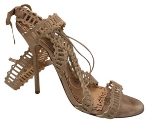 Marchesa nude Sandals