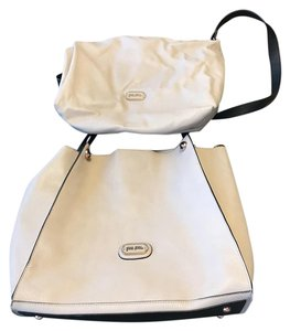 Folli Follie Tote in Beige