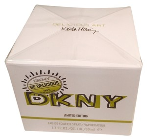 DKNY Limited Edition: DKNY Be Delicious Art EDT Fragrance 50ml/1.7oz