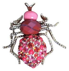 """Joan Rivers """"Spider"""" Brooch from the """"Critter Collection"""""""