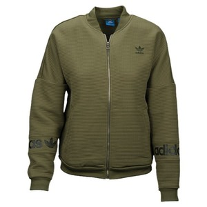 b957db5e6 Women's Green adidas Outerwear - Up to 70% off at Tradesy