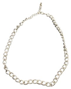 Windsor Windsor Silver Medium Link Chain Necklace
