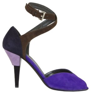 Prada Black/Purple Sandals