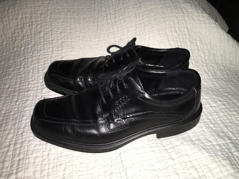 92116689c3 Ecco Black Men Dress Sneakers Size US 10 Regular (M, B)