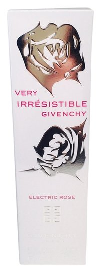 Givenchy Limited Ed: Givenchy Very Irresistible Electric Rose EDT 50ml/1.7oz