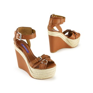Ralph Lauren Collection Brown Sandals