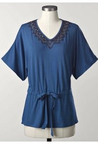 Coldwater Creek Plus-size Top