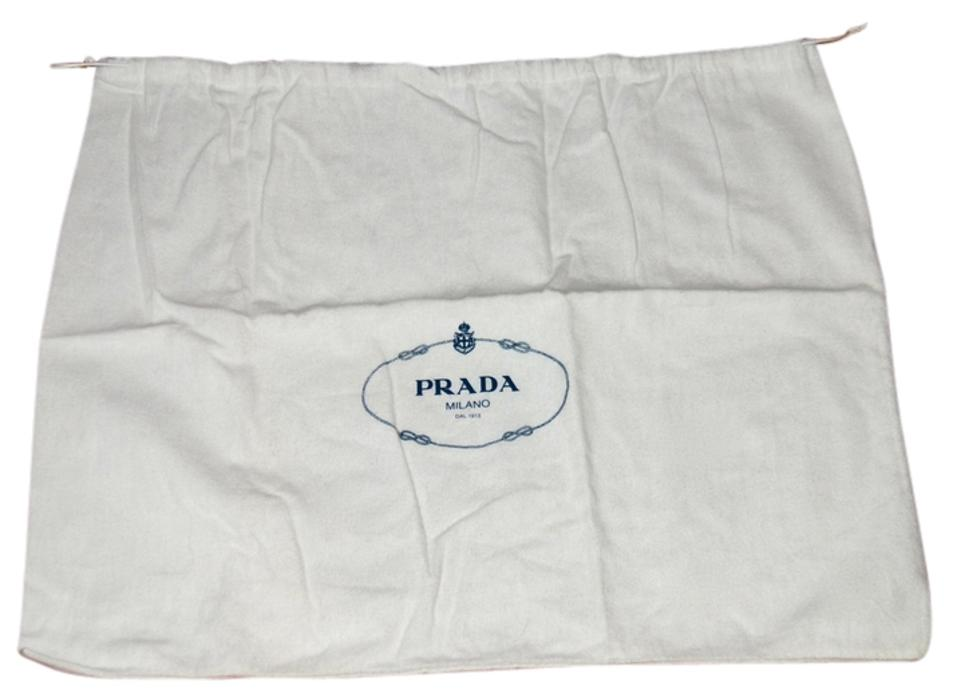 05a39c74f0e5 Prada Prada Large Dust Bag   Protective Cover Drawstring Bag Image 0 ...