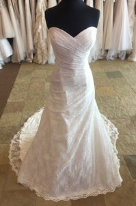 Justin Alexander Sweetheart 6065 Wedding Dress