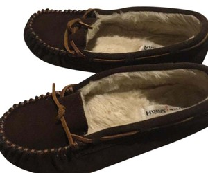 Minnetonka Brown Flats