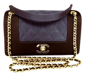 Chanel Auth. Card Dust Cover Box Care Booklet Cross Body Bag