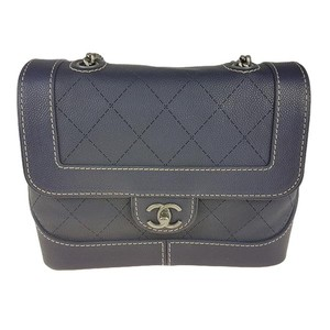Chanel Brand New Calfskin Shoulder Bag