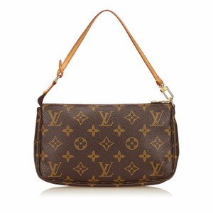 Louis Vuitton Pochette Monogram Cross Body Bag