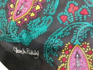 Diane von Furstenberg Diane Von Furstenberg DVF The Color Authority Silk Scarf Wrap