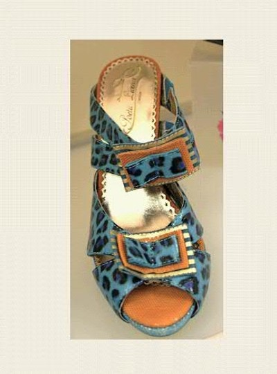 Poetic License Turquoise Pumps