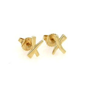 Tiffany & Co. Tiffany & Co. Paloma Picasso 18k Yellow Gold Kiss