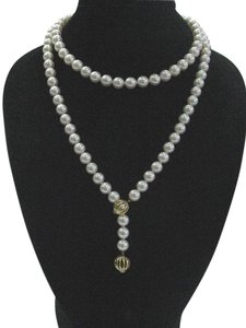 Mikimoto Mikimoto 18Kt Cultured Pearls 7.7mm-8.0mm 38