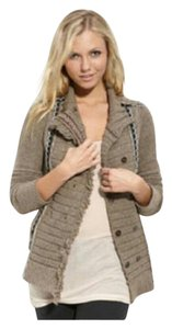 Free People Dark Beige Blazer