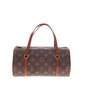 Louis Vuitton Round Satchel Shoulder Bag