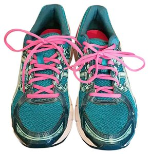 Asics Blue Pink Athletic