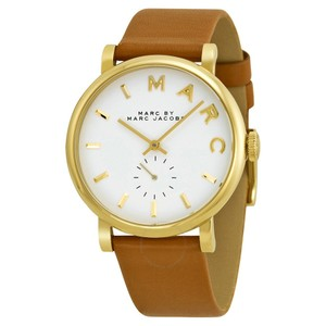 Marc Jacobs Marc Jacobs Women's Baker Brown Leather Watch MBM1316