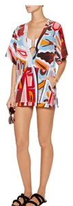 Emilio Pucci Printed Terry Cover-Up Dress -44
