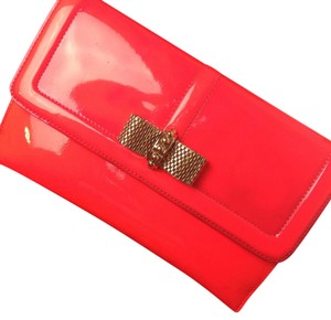 Christian Louboutin Sweety Charity Patent Leather Bow Wallet