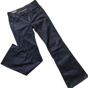 Citizens of Humanity High Rise Wide Hutton Stretchy Flare Leg Jeans