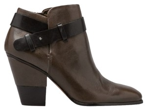 Dolce Vita Olive Leather Boots